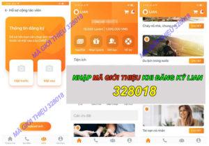 0988887777 ứng dụng bảo hiểm lian vass
